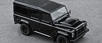 Land Rover Defender 7-Seater Gets Kahn Custom Touch [Photo Gallery]