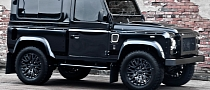 Land Rover Defender Harris Tweed Edition by Kahn [Photo Gallery]