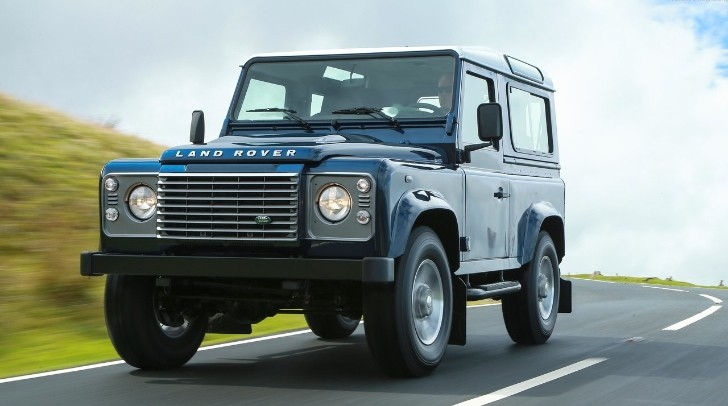 Land Rover Defender to Be Made in Sri Lanka
