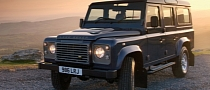 Land Rover Defender Replacement at Least Six Years Away