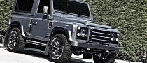 Land Rover Defender Restyled by Kahn [Photo Gallery]