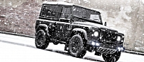 Land Rover Defender Winter Edition by Kahn [Photo Gallery]
