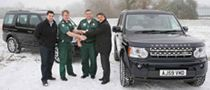 Land Rover Discovery 4 for London Ambulance Service