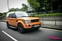 Land Rover Discovery Is an Awesome Orange Chameleon [Video] [Photo Gallery]
