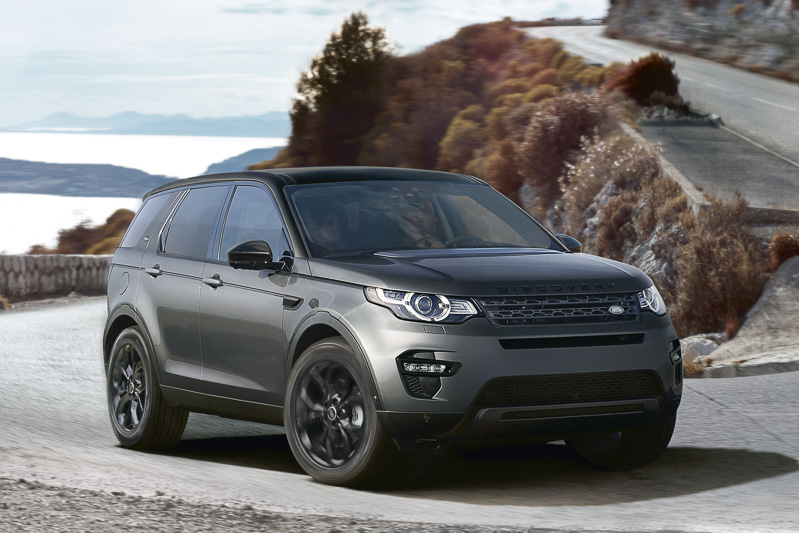 land rover discovery sport 7 plus special edition debuts in japan autoevolution. Black Bedroom Furniture Sets. Home Design Ideas