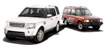 Land Rover Discovery Turns 20