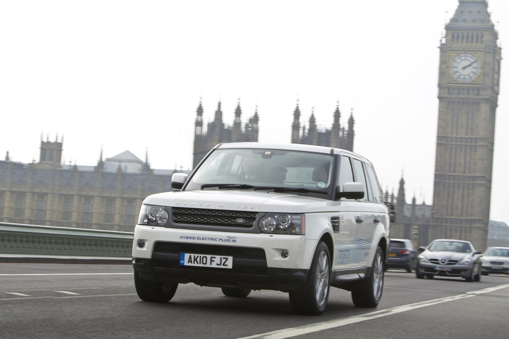 Land Rover Enters Range_e Concepts in RAC Future Car Challenge 2011 ...