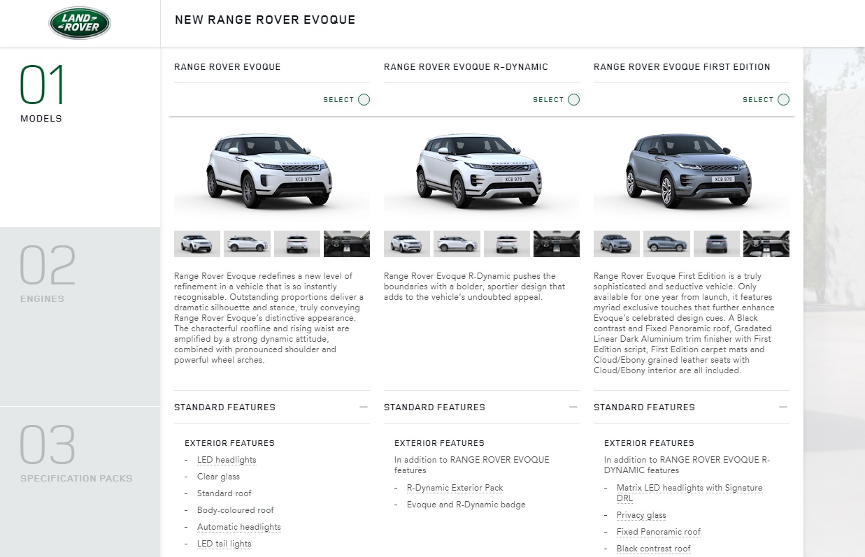 Land Rover Range Rover Evoque crossover revealed: Not just another cute 'ute