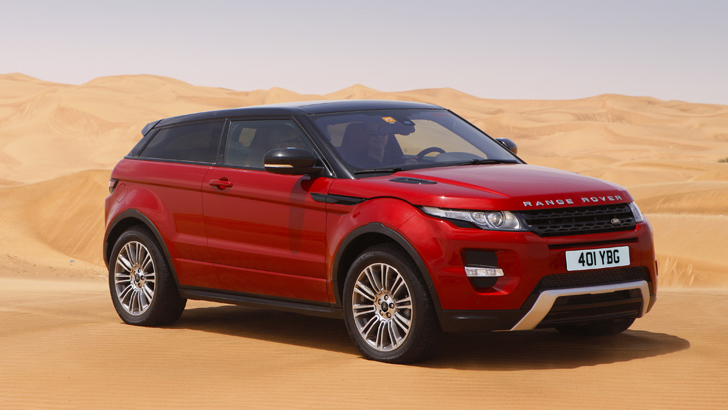 land rover lr2 evoque recalled for passenger airbag. Black Bedroom Furniture Sets. Home Design Ideas