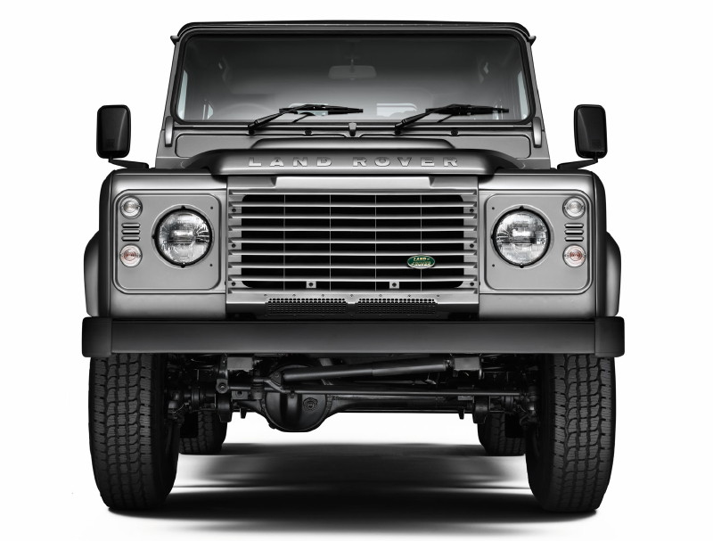 Land Rover Is Working On A New Defender Autoevolution