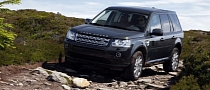 Land Rover Promotes 2013 Freelander 2 With Lots of Driving Footage [Video]