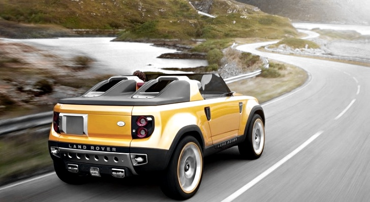 Land Rover Range to Expand to 16 Models by 2020 ...
