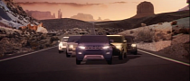 Land Rover USA Thanks Its 1 Million Facebook Fans [Video]