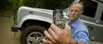 Land Rover's Cell Phone Passes Off-Road Test
