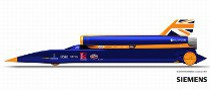 Land Speed Record in the Making: Bloodhound SSC