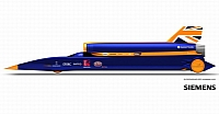 Bloodhound SSC ready to shatter land speed record