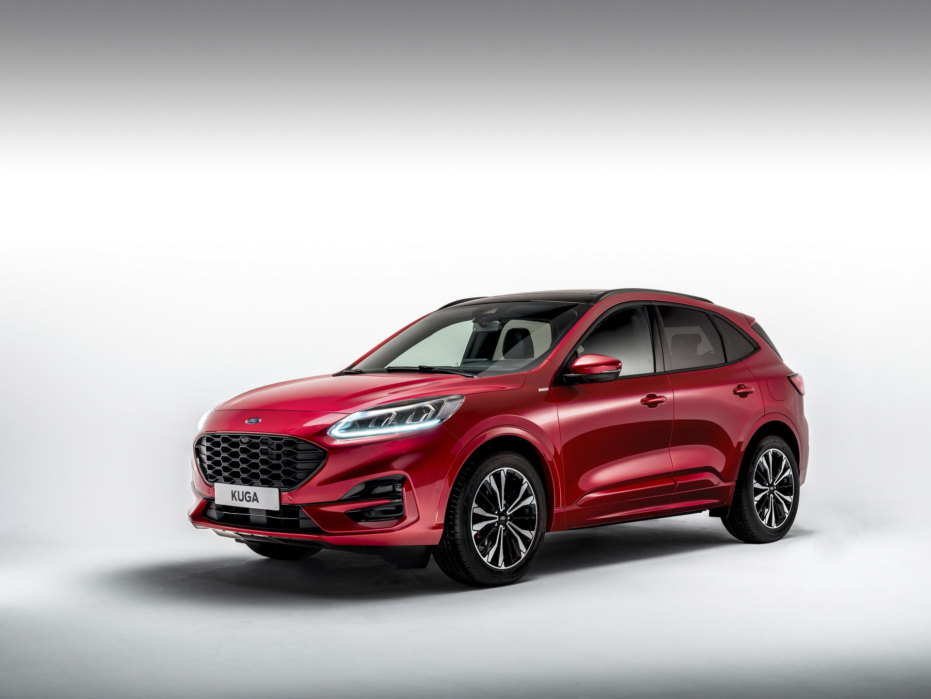 Larger, Lighter 2020 Ford Kuga Debuts With Three Hybrid Engines - autoevolution