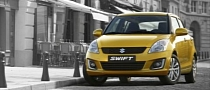Larger Suzuki Swift Coming in 2017