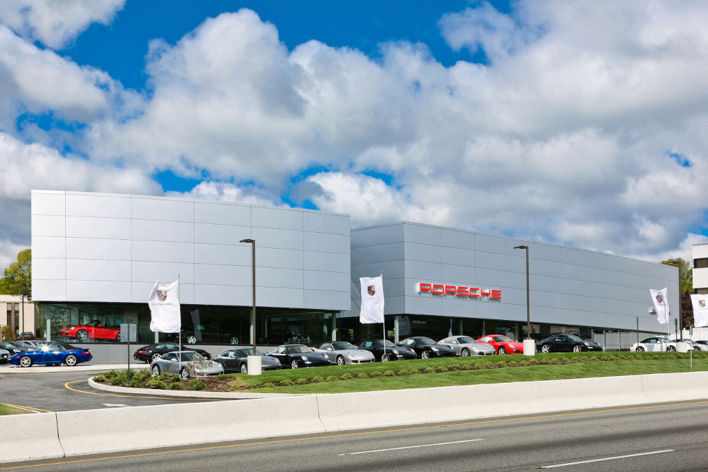 Largest Porsche Dealership in NA Now Open - autoevolution