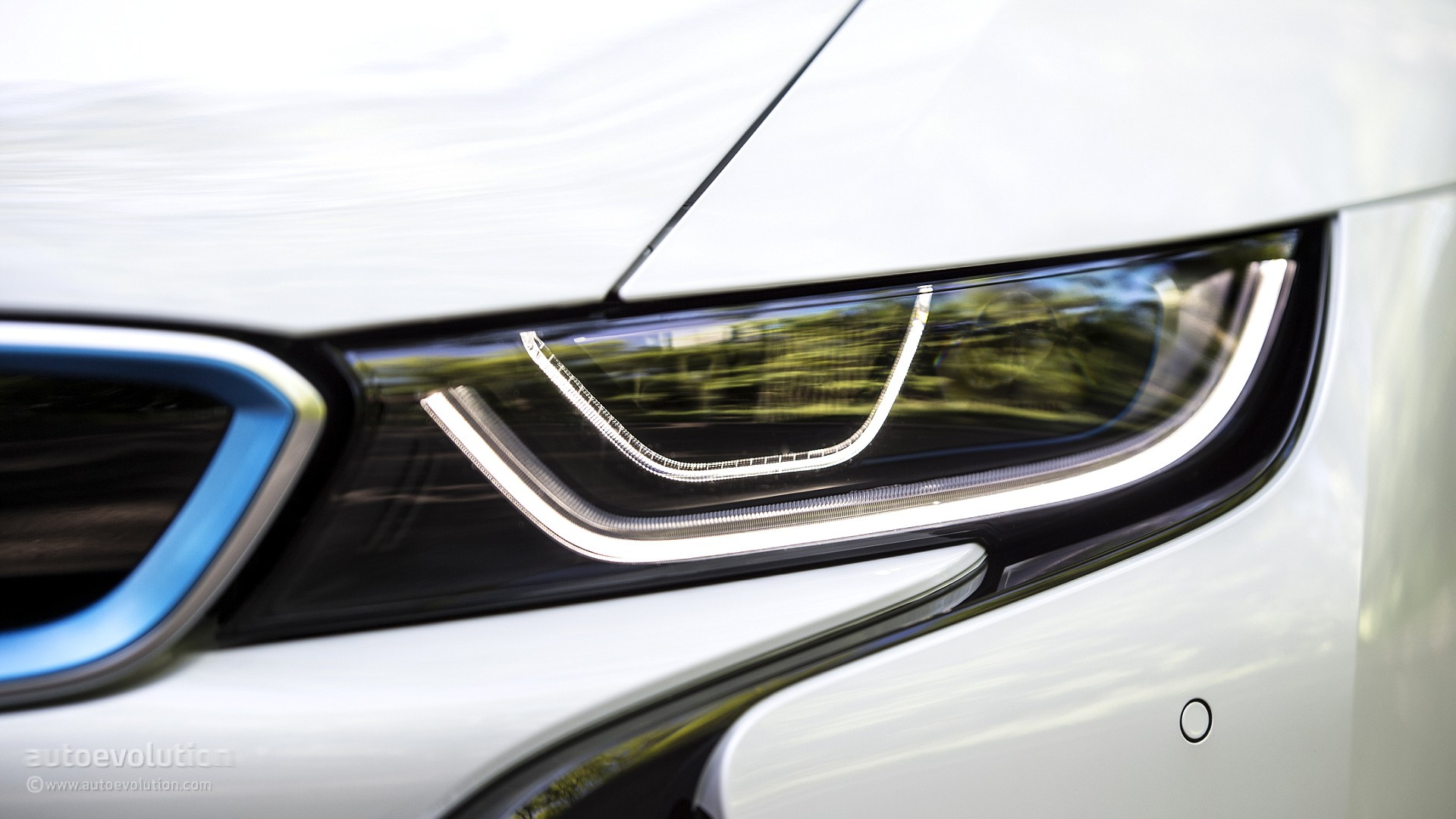 Laser Lights For The Bmw I8 Coming To The Us This November With