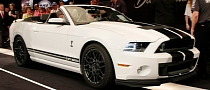 Last 2014 Shelby GT500 Convertible Sells for $500,000