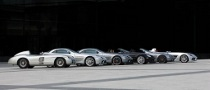 Mercedes SLR Line Comes to an End