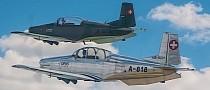 Last of Its Kind 1959 Pilatus P3 Is a Warbird Training Gem