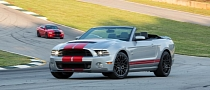 Last Retail 2014 Shelby GT500 Auctioned for Charity