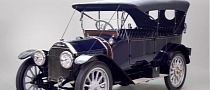 Last Surviving 1913 Pathfinder Up for Auction
