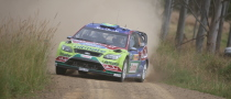 Latvala Leads from Ogier after Day 1 - Rally Australia
