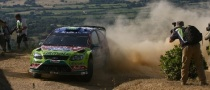 Latvala Leads Rally Sardinia After SS3