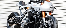 Laverda by Custom Wolf Is Pure Roughness [Photo Gallery]