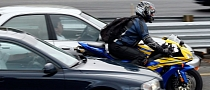 Law Setting New Lane Splitting Restrictions in California Withdrawn