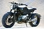 Lazareth Shows the Ultimate BMW R1200R Cafe-Scrambler [Photo Gallery]