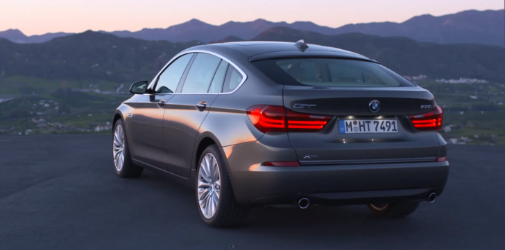 LCI BMW 5 Series GT Exterior Design Showcased in Detail [Video]
