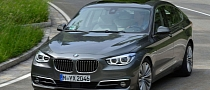 LCI BMW 5 Series GT Review by auto motor und sport