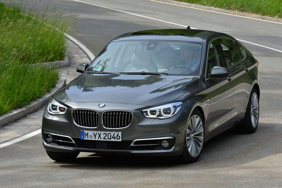 lci bmw 5 series gt review by auto motor und sport. Black Bedroom Furniture Sets. Home Design Ideas