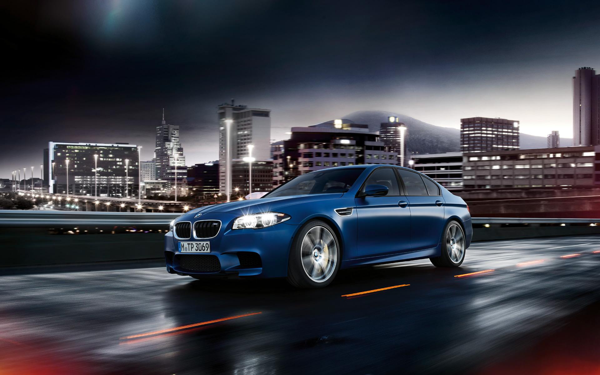 BMW M5 LCI Wallpapers