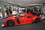 Le Mans-Style Radical RXC Arrives in Frankfurt [Photo Gallery]