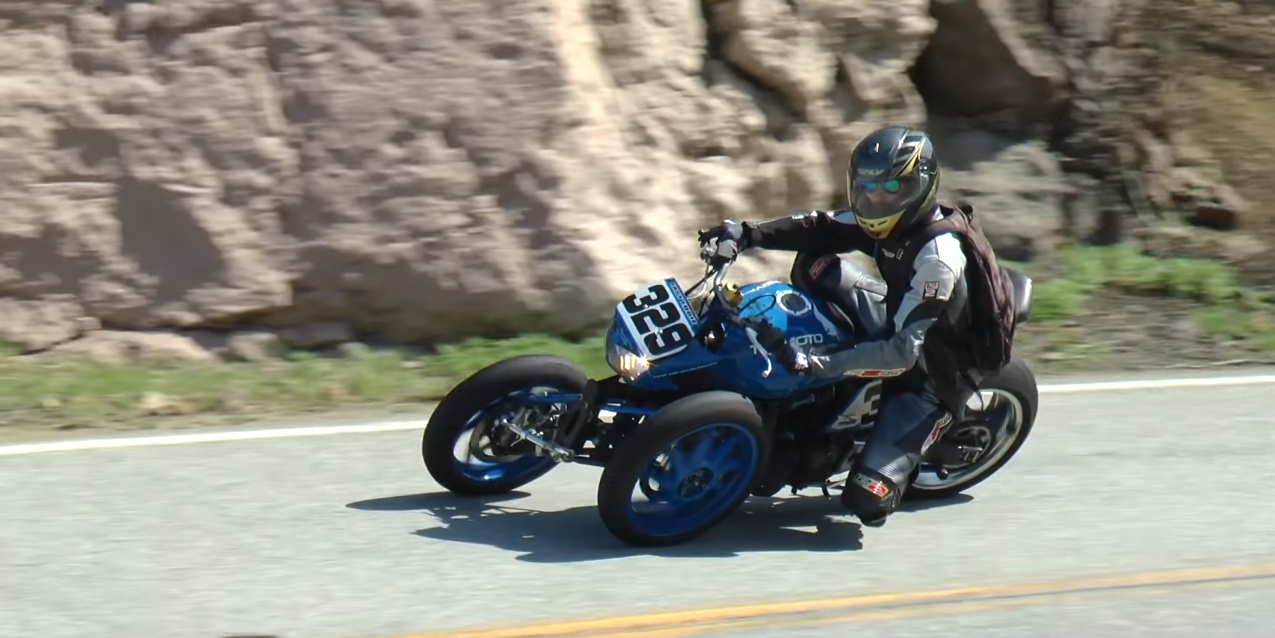 Leaning Three-Wheel Kawasaki Z1000 Spells Fun Around the Bends ...