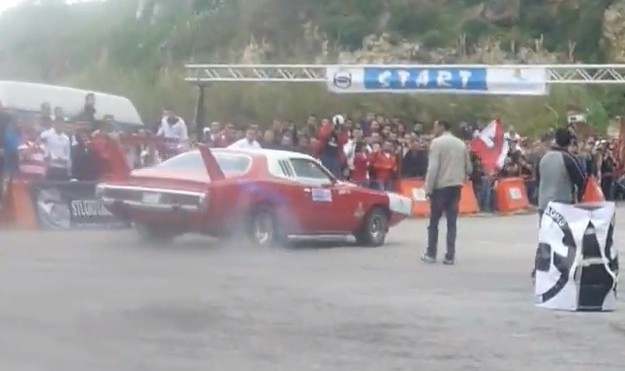 Lebanese Like Musclecars Too [Video]