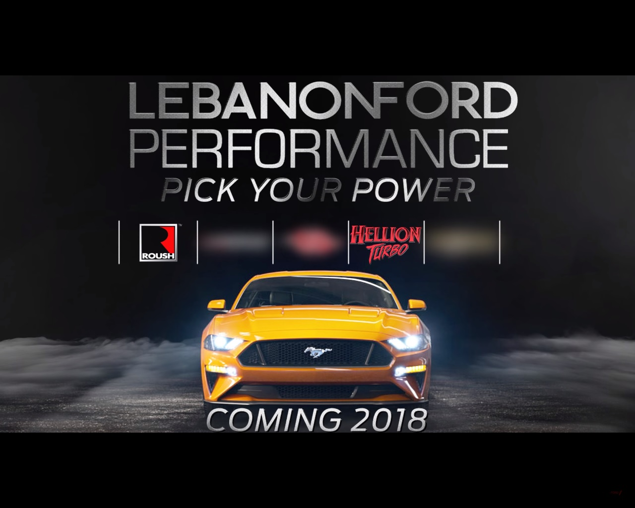 Lebanon Ford Offers 800-HP Hellion Mustang For $51,995