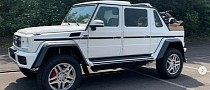 LeBron James' New Whip Is MVP-Worthy: A Mercedes-Maybach G650 Landaulet