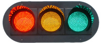 LED Traffic Lights in London