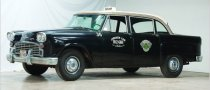 Lee Harvey Oswald's Getaway Cab, Sold for $35,750
