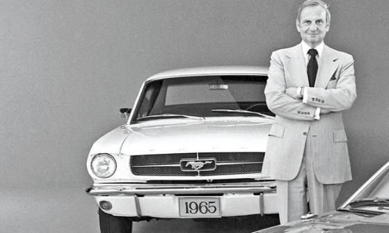 Lee Iacocca Mustang >> Lee Iacocca The Man Who Helped Make The Mustang And Saved