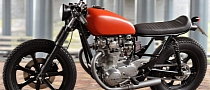 Left Hand Cycles Yamaha XS650 SE, Simplicity and Beauty
