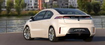 Left-Hand Drive Opel Ampera Due in 2011