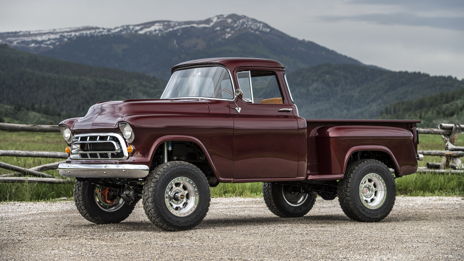 Legacy NAPCO Conversion Is Half Task Force Pickup Truck, Half ...