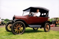 The Model T helped shape the way we look at modern cars